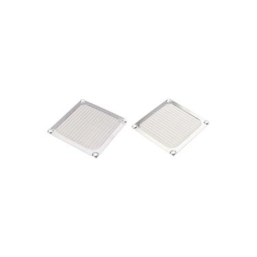 2pcs 92mm Dustproof Case Fan Dust Filter Guarda Grill Protector Cover Para PC