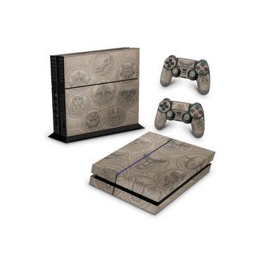 Skin Adesivo para PS4 Fat - Shadow Of The Colossus