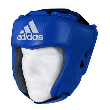 Protetor De Cabeça Adidas Aiba Approved Azul G