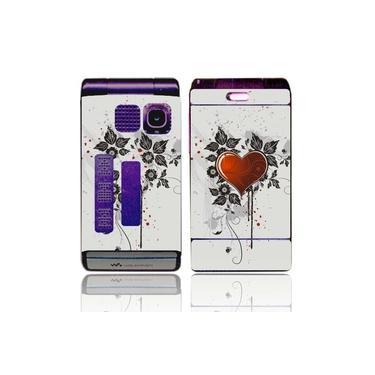Capa Adesivo Skin364 Sony Ericsson W380