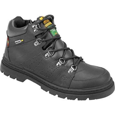 Coturno Masculino Albarus Boot-Speed (35, Preto)