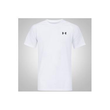 adcf9a5226 Camiseta Under Armour Tech - Masculina - BRANCO Under Armour