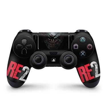 Skin Adesivo para PS4 Controle - Resident Evil 2 Remake