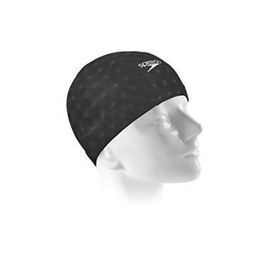 Touca Comfort 3D Cap Speedo Único Preto