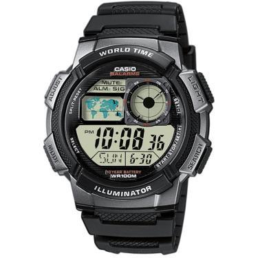 04e30a98f15ab Relógio de Pulso Casio RUBI PRESENTES    Joalheria   Comparar preço ...