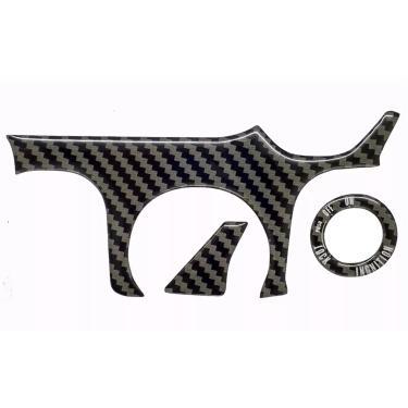 Adesivo Protetor Mesa Resinado Honda Bros 160 Carbono