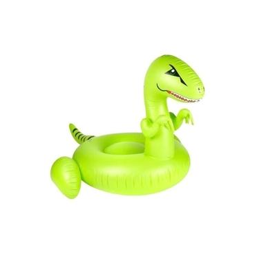 Boia Inflável Infantil Dinossauro Gigante Piscina