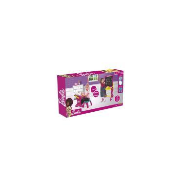 Imagem de Barbie mesa educativa 2 em 1 - fun