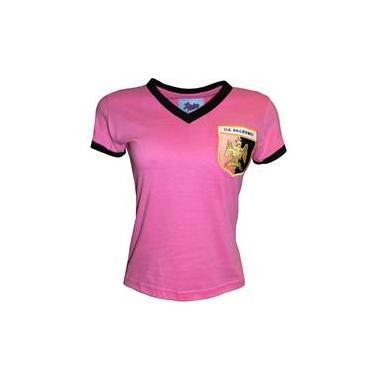 Camisa Liga Retrô Palermo 1970 Feminina