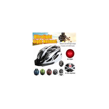 Imagem de Capacete para bicicleta Capacete leve ultraleve para bicicleta integralmente moldado para mountain bike Capacete para mountain bike seguro masculino feminino