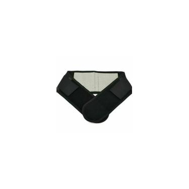 Cinto de proteção de cintura de terapia magnética de autoaquecimento Cinto de cintura ajustável