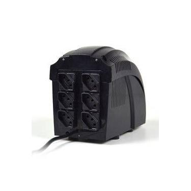 Estabilizador 1000va Ts Shara Powerest - Entrada Bivolt (220v /110v) / Saída 110v