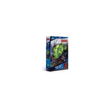 Imagem de Quebra-Cabeça 200 Peças Hulk Vingadores