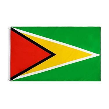 Bandeira da Guiana 150x90cm