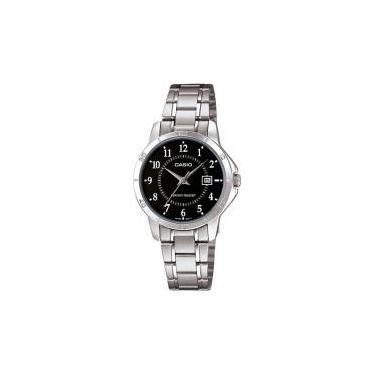0ce0a447555 Relógio Feminino Casio Analógico - Resistente à Água LTPV004D1BUDF