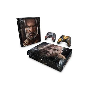 Skin Adesivo para Xbox One X - Lords Of The Fallen