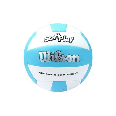 Bola de Vôlei Wilson Soft Play Bicolor