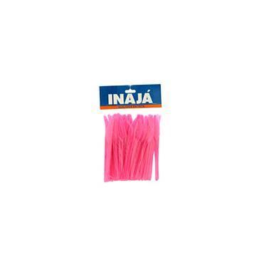 Faca de Plástico Grande Pink c/ 50 unidades - Ambrosiana