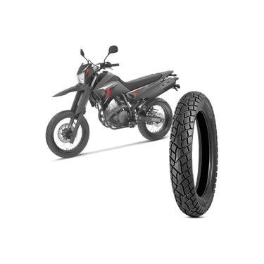 Pneu Moto XTZ Lander Levorin by Michelin Aro 18 120/80-18 62S Traseiro Dual Sport