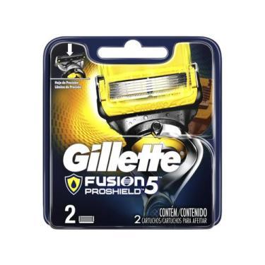 Imagem de Lâmina De Barbear Gillette Fusion - Proshield 2 Peças