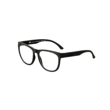 Armação Óculos Grau Mormaii Santa Cruz RX M6040A6055 Preto Fosco Escovado 09ae639695