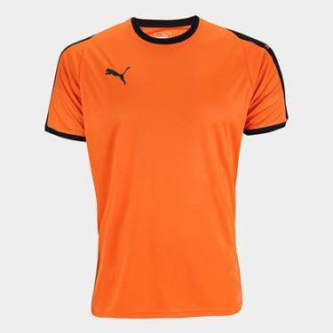 Camisa Puma Liga Jersey Masculina - Masculino 0d1cee286933