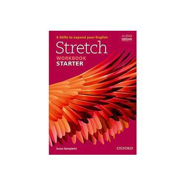 Stretch Starter - Workbook - Capa Comum - 9780194603232