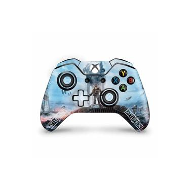 Skin Adesivo para Xbox One Fat Controle - Star Wars - Battlefront