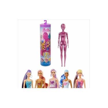 Imagem de Barbie Color Reveal - Série 5 Glitter - Gtr93 Mattel