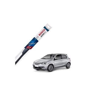 Palheta Limpador Parabrisa Bosch Toyota Etios 2012 em diante