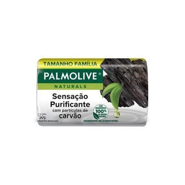 Sabonete em Barra Palmolive Naturals Sensação Purificante Carvão 150g