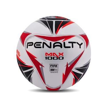 Bola Penalty Futsal Max 1000 X CBFS Aprovada FIFA Lançamento 2020