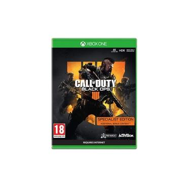 Call Of Duty: Black Ops 4 Specialist Edition - Xbox One