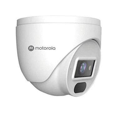 Câmera de Vigilância Motorola IP Image Bullet Metal e Plástico 2MP H.265 Lente 3.6 3 anál. IR20M/IP66/POE-L (MTIDM022602)