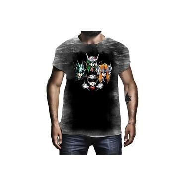 Camiseta Camisa Cavaleiros De Bronze Cavaleiros Athena