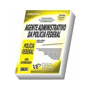 Imagem de Apostila Pf - Polícia Federal - Agente Administrativo