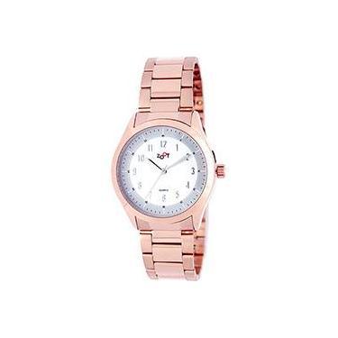 ae49a3d54a9 Relógio Feminino Zoot Analógico Casual ZW 10074 F