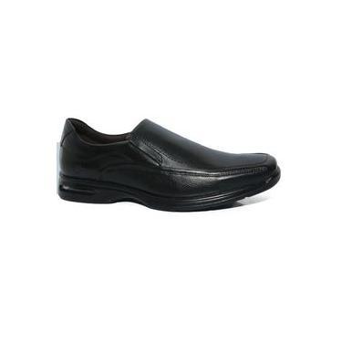 Sapato Social Democrata 448027 Smart Comfort Air Spot
