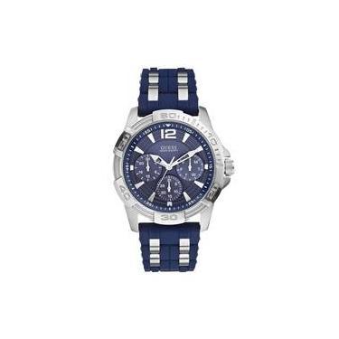90b61d7adb4 Relógio Guess Iconic Blue Multifunção Analógico Masculino W0366g2 -  92560g0gsnu2