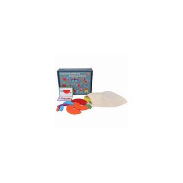 Imagem de Conjunto de tabuleiro de quebra-cabeça infantil Brinquedo educacional infantil Quebra-cabeça 3D de madeira para bebês Tábua de meninas e meninos para