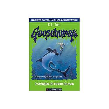 Goosebumps 21 - O Segredo do Fundo do Mar - Stine, R. L. - 9788576763758