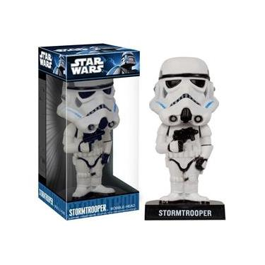 Imagem de Stormtrooper - Star Wars - Funko Wacky Wobbler