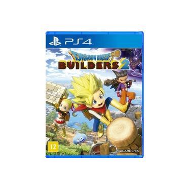 PS4 Dragon Quest Builders 2