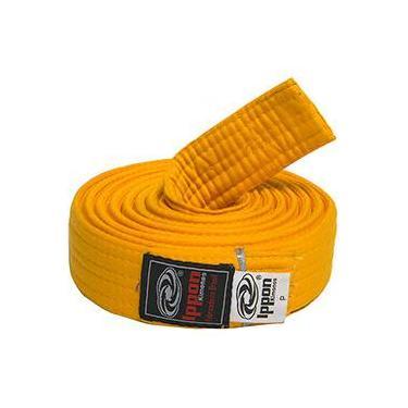Faixa Adulto Amarelo - Ippon