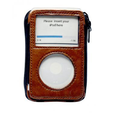 Estojo iPod Vídeo sistema de recarga por pilhas 4 AAA -