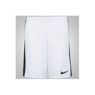 Calção Nike Academy - Masculino - BRANCO PRETO Nike 8505c01a66495