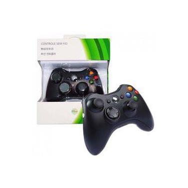 Controle Joystick Xbox 360 Original Feir Sem Fio Wireless