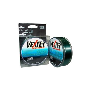 LINHA FLUORCARBONO MARINE SPORTS VEXTER LEADER 0,31MM 50M 12,5LB