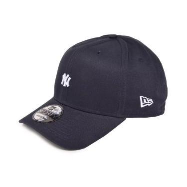Boné New Era New York Yankees 9forty Mini Logo - Unico - Marinho