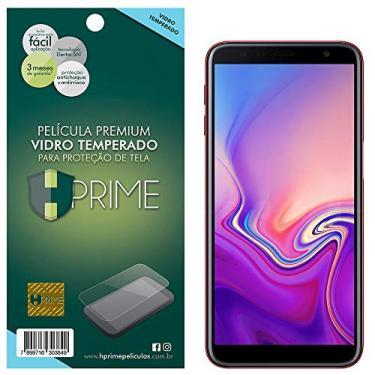 Pelicula de Vidro Temperado 9h para Samsung Galaxy J6+ (Plus), HPrime, Película Protetora de Tela para Celular, Transparente